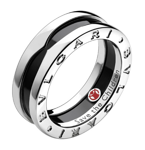 Bulgari Launches Second Save the Children Ring