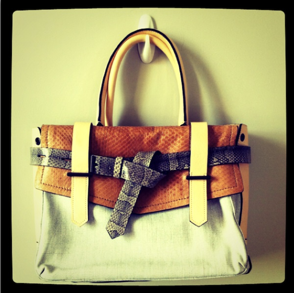 Reed Krakoff Boxer Bag Review