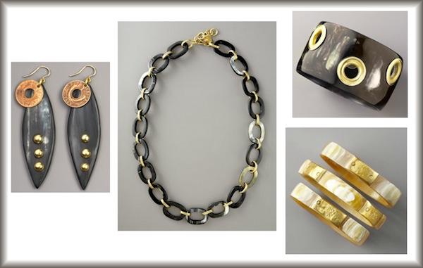 Ashley Pittman Horn Jewels