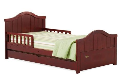 Today's Tot Austin Toddler Bed