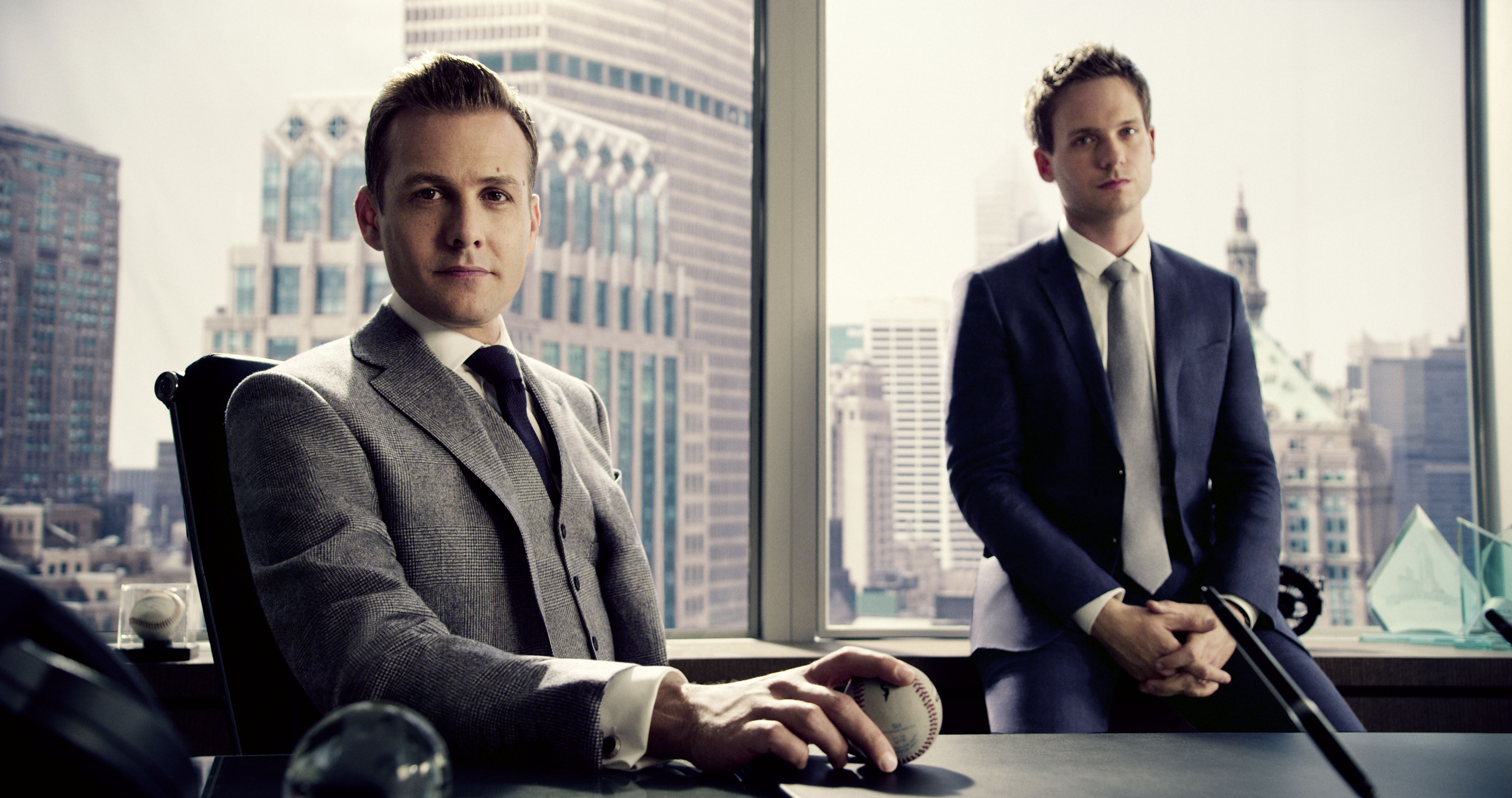 suits office. they suits office