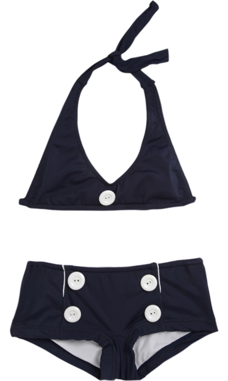 Submarine Swimsuits Two Piece