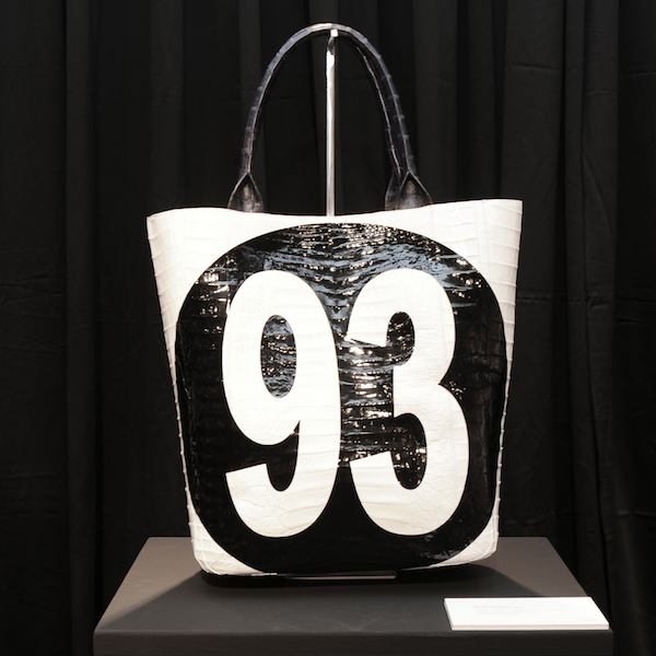 Nancy Gonzalez Bag at Two x Two for AIDS & ART Preview at Sothebys