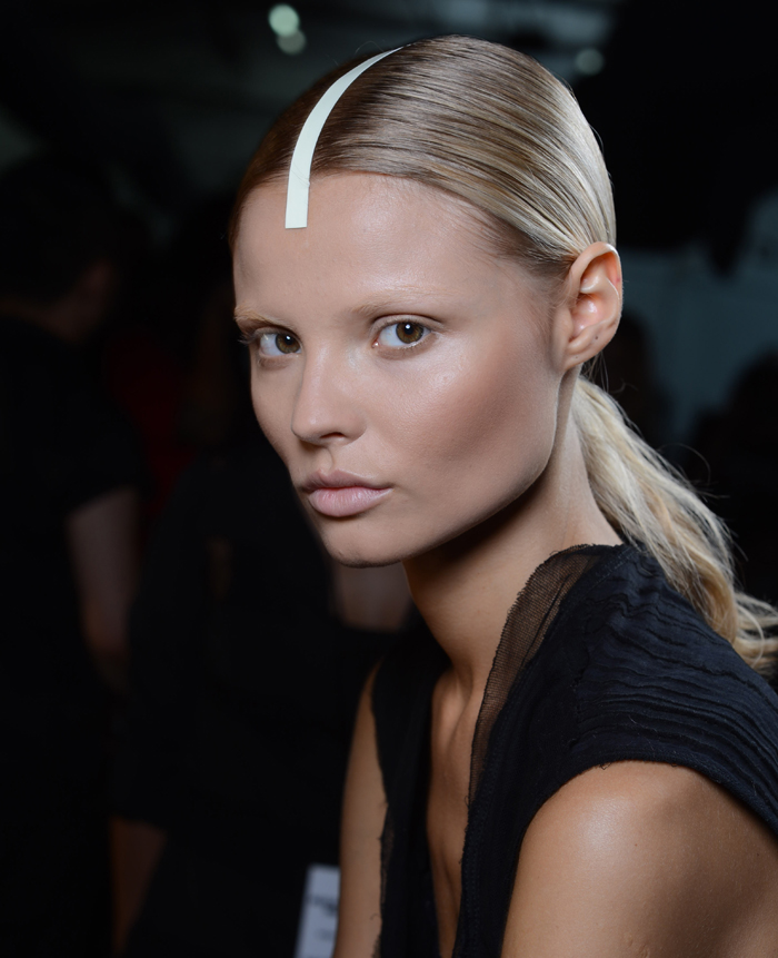 Our 5 Favorite NYFW Spring 2013 Beauty Looks So Far