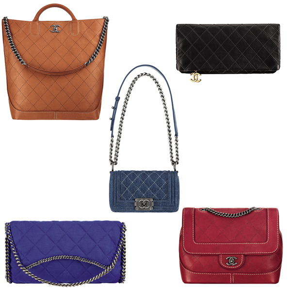 Chanel Pre-Spring 2013 Bags and Accessories