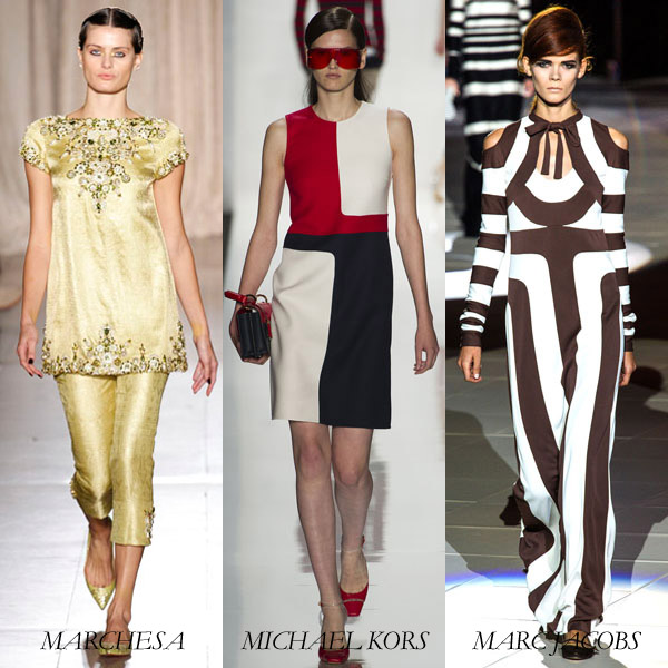 Top Trends of New York Fashion Week for Spring/Summer 2013