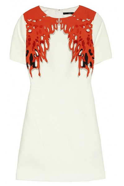 Tibi Printed Dress