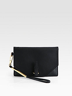 3.1 Phillip Lim Polly Flap Clutch
