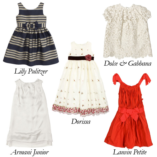 Top 5 Holiday Dresses