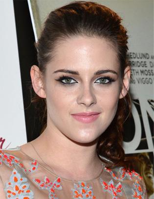 Kristen Stewart Pink Lip