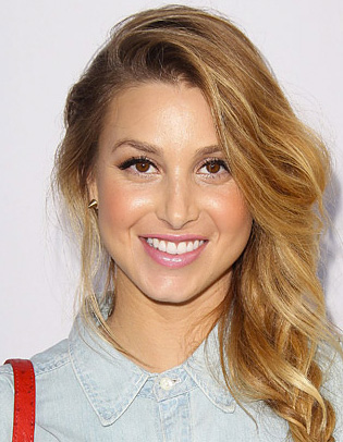 Whitney Port Pink Lip