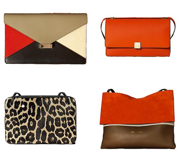 Céling Spring 2013 Bags