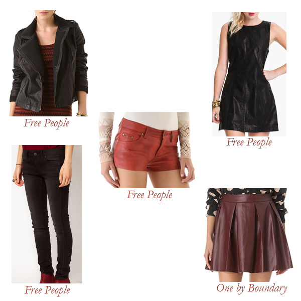 Best Vegan Leather Clothes