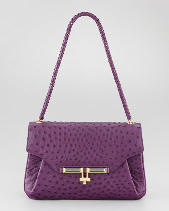 Kara Ross Satchel Bag