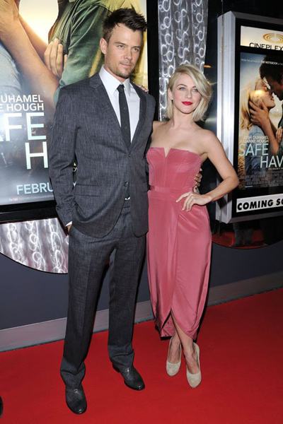 Julianne_Hough_YSL_Pumps
