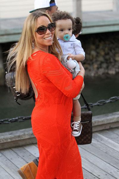 Mariah_Carey_Robert_Cavalli_dress