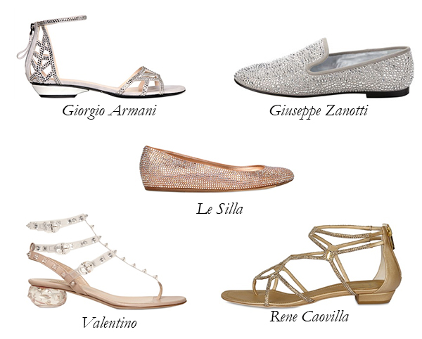 Best Evening Flats: Head Over Heels