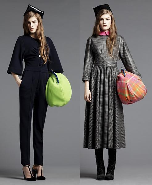 Roksanda Illicic Pre-Fall 2013 Bags