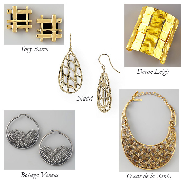 Gingham Style Jewels