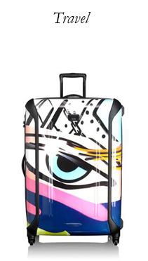 Tumi Suitcase, Five Essentials
