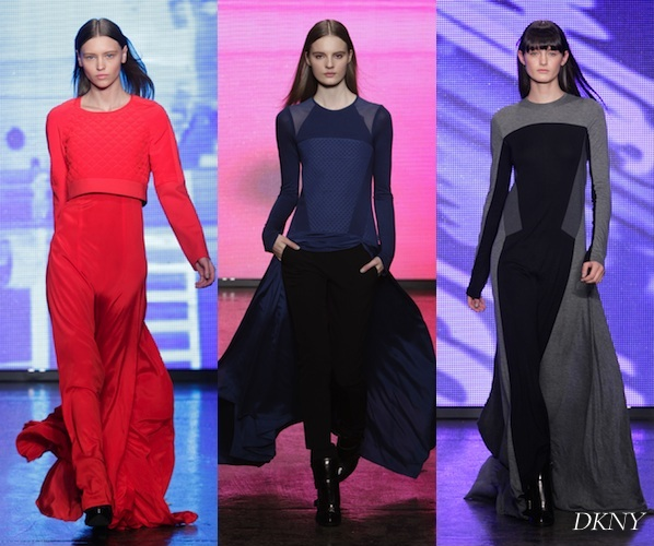DKNY Fall 2013 Collection