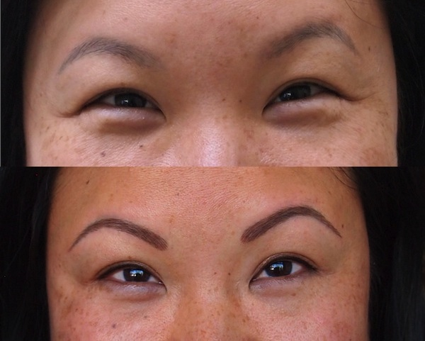 Eyebrow Tattoos