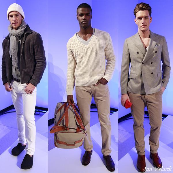 Ian Velardi Fall/Winter 2013 Men's Looks