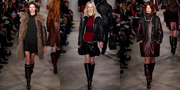 Belstaff Fall/Winter 2013 Runway Looks