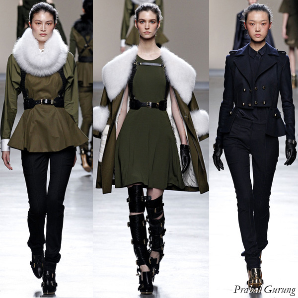 Prabal Gurung Fall/Winter 2013 Collection