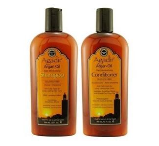 Agadir Argan Oil Daily Shampoo & Conditioner
