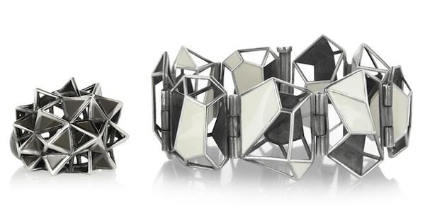 Bottega Veneta Multi-Dimension Jewels