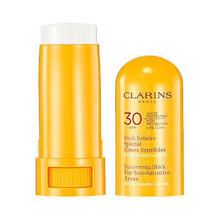 Clarins_Sunscreen_Stick_for_Sun-Sensitive_Areas_SPF_30_High_Protection_UVB/UVA