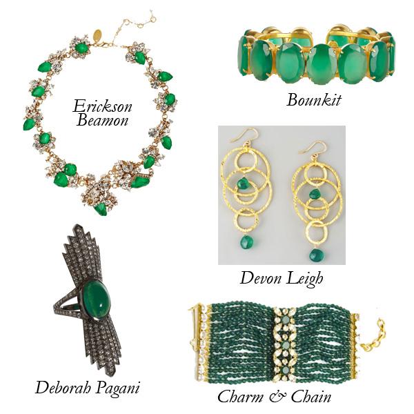 Best Green Jewels