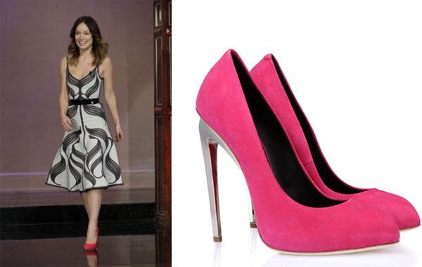 Olivia_Wilde_Giuseppe_Zanotti_pink_pumps