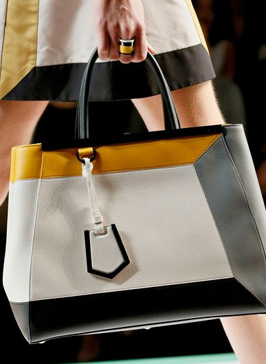 Fendi Medium 2Jours Bag