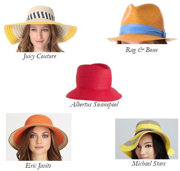 Top 5 Vibrant Hats