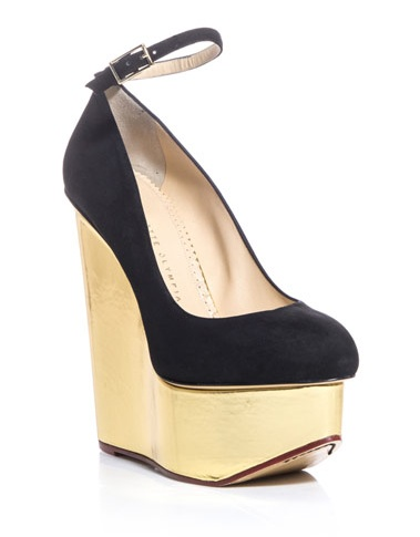 Charlotte Olympia Carmen Signature Shoes