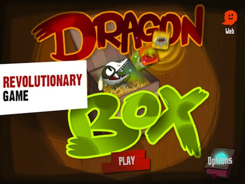 Dragon Box + Algebra