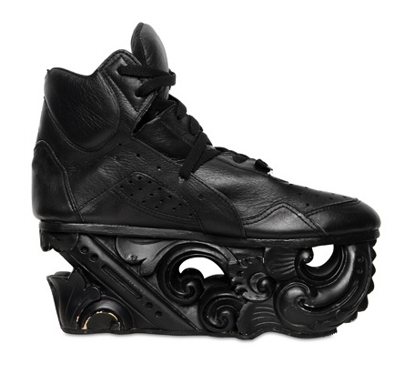 KTZ Sculpted Sneakers and Sandals