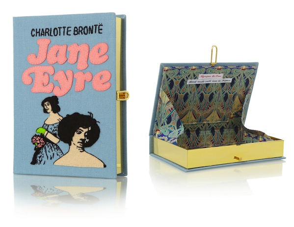 Olympia Le-Tan Jane Eyre Embroidered Clutch