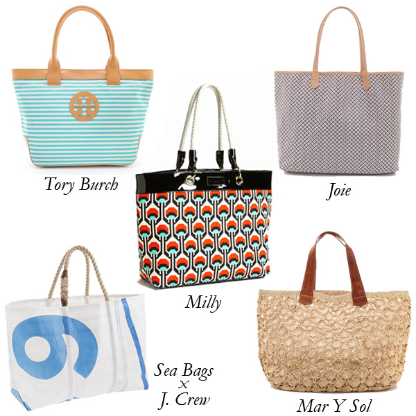 Beach Bag: Best Beach Bags 2013