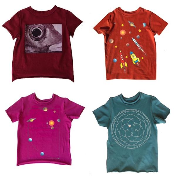 Teres Kids T-Shirts