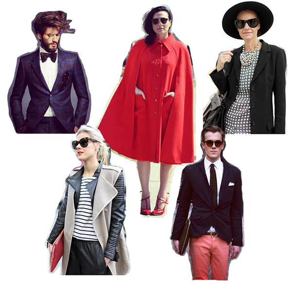 Vanity Fair's International Best-Dressed Challenge