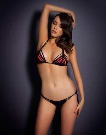 Bikinis that Look like Lingerie