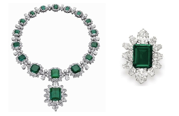 Elizabeth Taylor's Bulgari Jewels