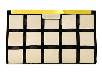 Marni Patchwork Leather Clutch
