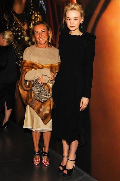 Miuccia Prada x Catherine Martin