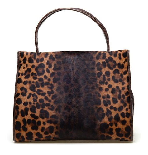Nancy Gonzalez Ponyskin and Crocodile Bag: Animal Attraction
