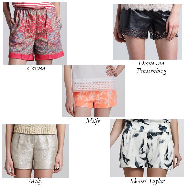 Dressy Shorts