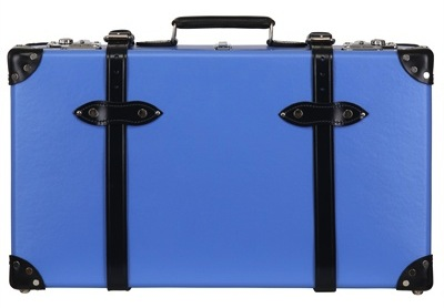 "Globe-Trotter 26"" Suitcase"